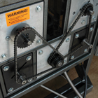 GS pneumatic driven metering  system