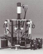 Gemini 1:1 Heated System with Transfer Pumps