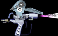 GS Chop Spray Gun